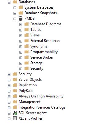 Connecting PowerBI to Primavera Database, Part1